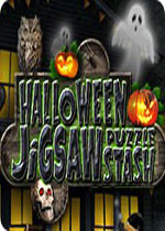 万圣节拼图收藏(Halloween Jigsaw Puzzle Stash)PC硬盘版
