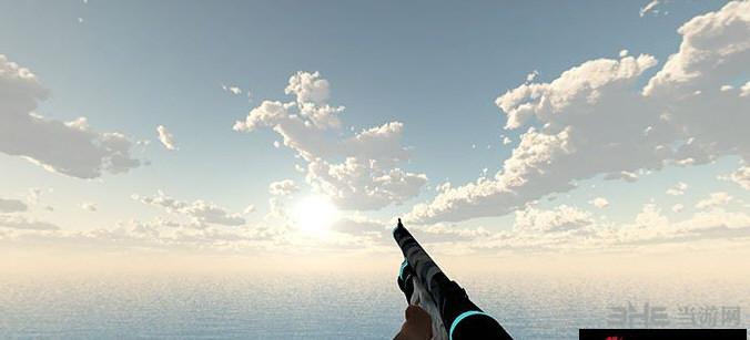 求生之路2一代木质单发MIKU散弹枪MOD截图1