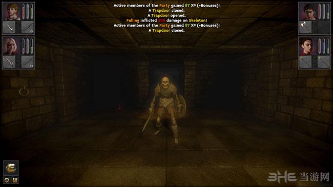 无尽之路:安多克洛斯迷宫截图0