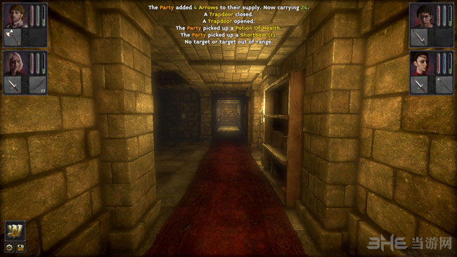 无尽之路:安多克洛斯迷宫截图3