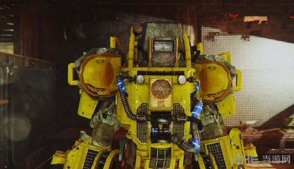 辐射4工程动力甲MOD截图0
