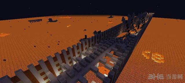 我的世界v1.10.2矿石跑酷地图截图2