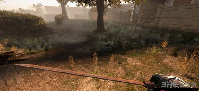 求生之路2 13号星期五:游戏版砍刀MOD截图2