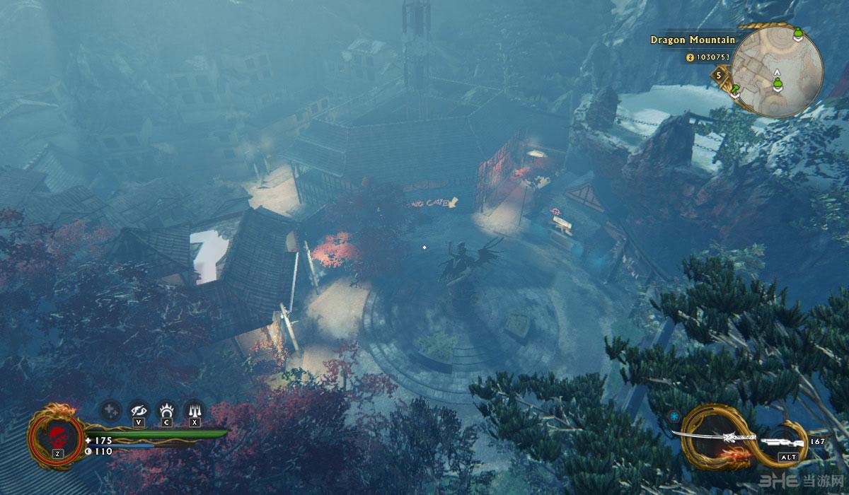 影子武士2当前地图任意传送MOD截图0