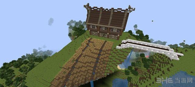 我的世界神奇的立方体别墅地图截图2