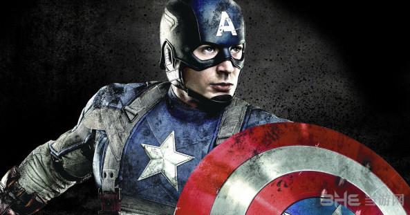 我的世界美国队长皮肤截图0