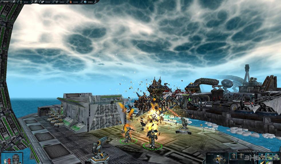太空游侠高清版:战争分裂v2.1.2155修正升级+破解补丁截图0