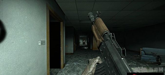 求生之路2传染病AK74U武器MOD截图1