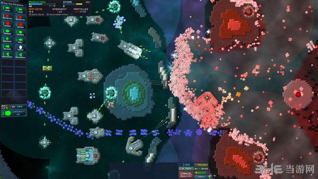 粒子舰队:崛起截图1