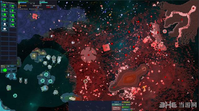 粒子舰队:崛起截图0