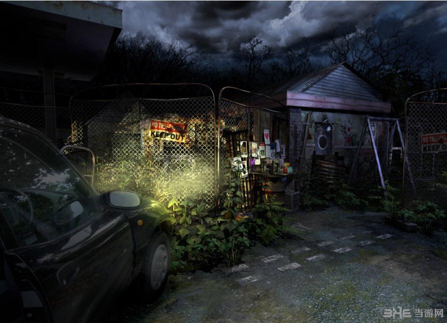 巴罗山:黑暗道路截图5