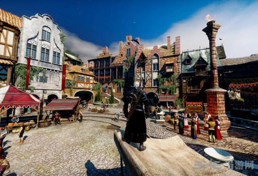 巫师3:狂猎年度版主菜单动画选择MOD截图3
