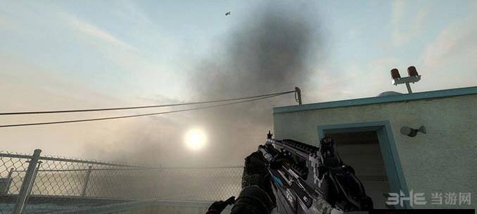 求生之路2孤岛危机3 SCAR突击步枪MOD截图2