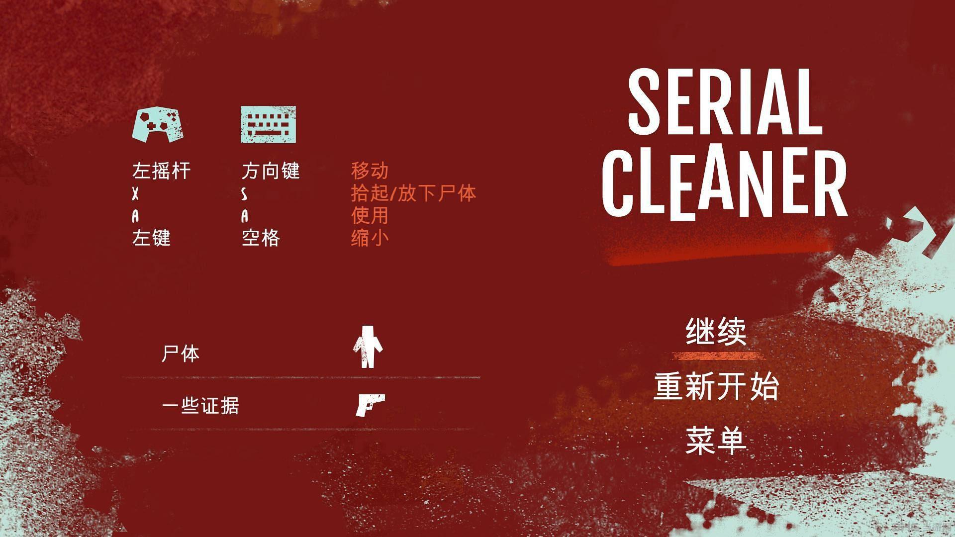 连环清洁工简体中文汉化补丁截图1
