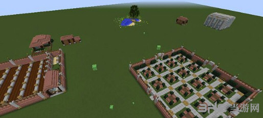 我的世界1.10.2预制房屋MOD截图1