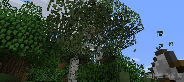我的世界v1.9.4一键砍树铁斧头MOD截图3
