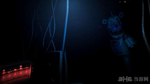 玩具熊的五夜后宫:姐妹地点截图3