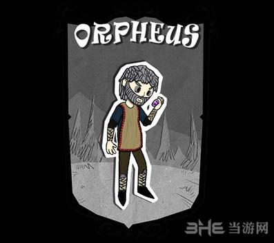 饥荒:联机版篡位者Orpheus人物MOD截图0