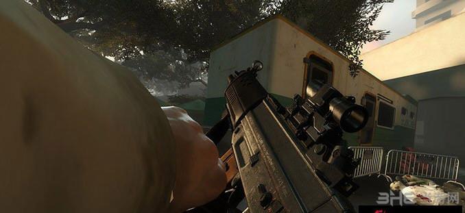 求生之路2新SIG SG552短突击步枪MOD截图2