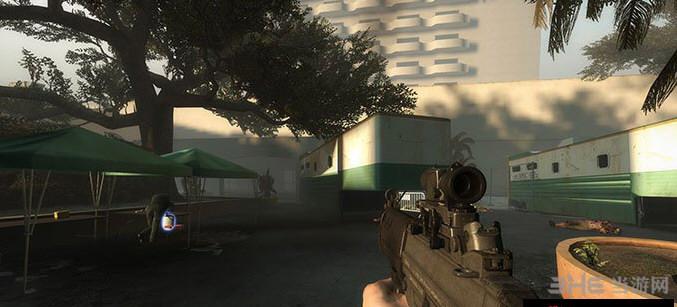 求生之路2新SIG SG552短突击步枪MOD截图3