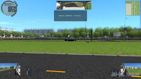 城市汽车驾驶家庭版截图6