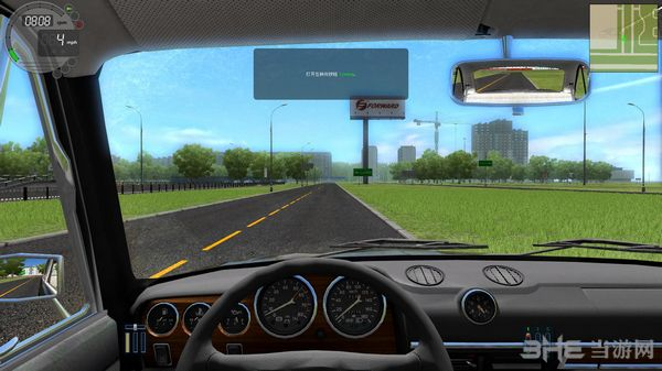 城市汽车驾驶家庭版截图4