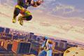 《街头霸王5》公布全新战斗场地  机翼上的荣耀之战