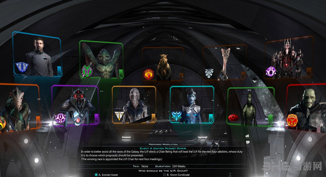 银河文明3 37号升级档+DLC+未加密补丁截图0