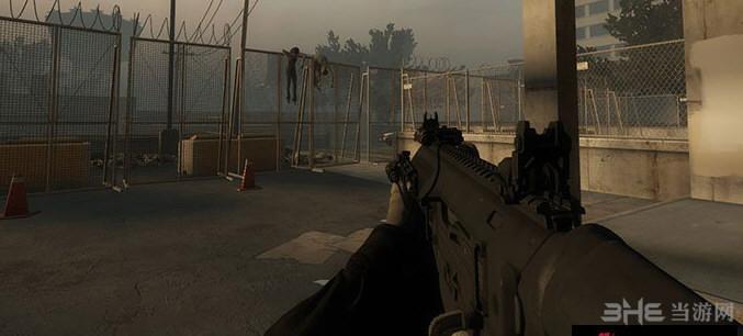 求生之路2 ARX-160突击步枪MOD截图0