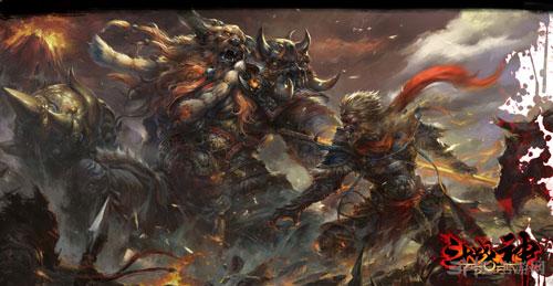 斗战神截图1