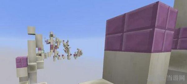 我的世界1.10.2基础高空跳跑酷地图MOD截图3