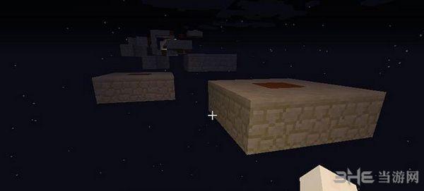 我的世界1.10.2基础高空跳跑酷地图MOD截图1