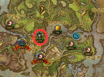 魔兽世界昔日浮华任务截图1
