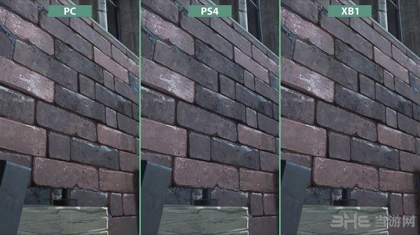 耻辱2各平台画质对比截图1