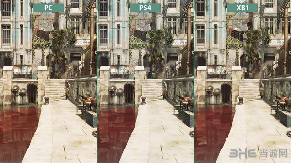 耻辱2各平台画质对比截图3
