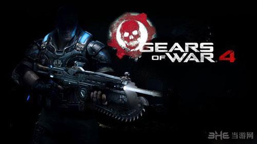 战争机器4游戏封面