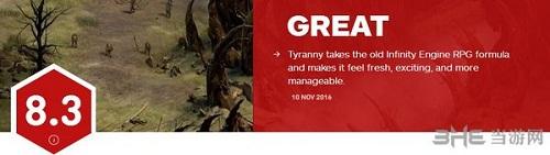 暴行IGN评分截图