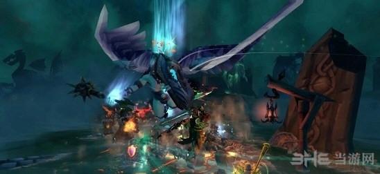 魔兽世界7.1勇气试炼海拉截图2
