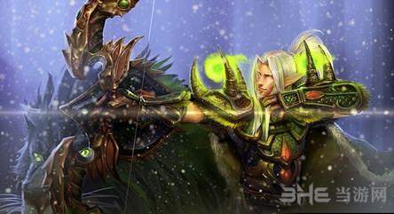 魔兽世界7.1射击猎圣截图1