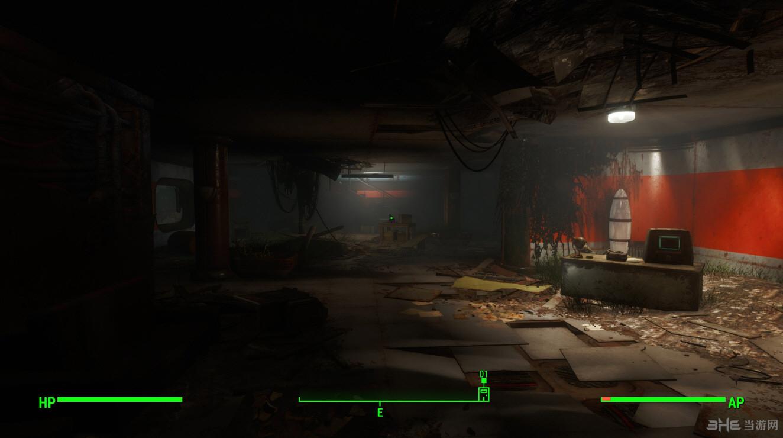 辐射4动态去除室内烟雾MOD汉化版截图1