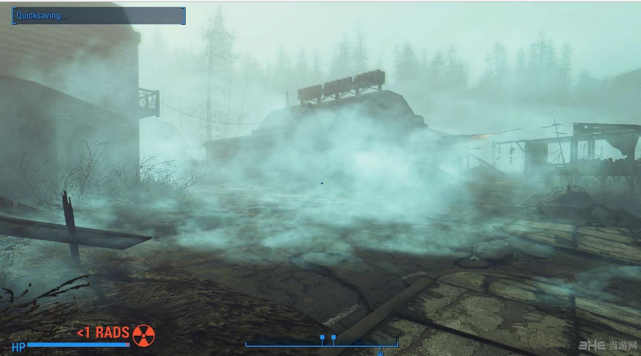 辐射4远港DLC消除部分烟雾MOD截图0