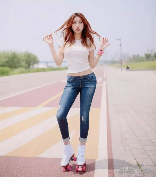 韩国最美体育老师图片2