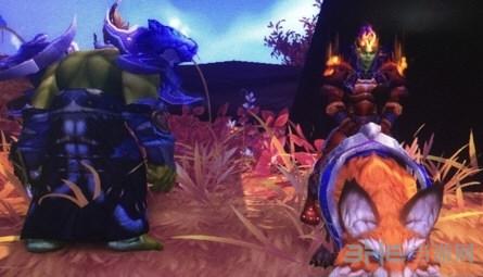 魔兽世界7.0狐狸坐骑截图1