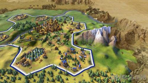 文明6截图1