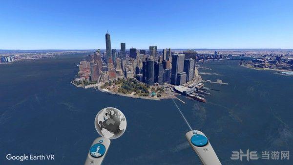 谷歌地球VR截图1