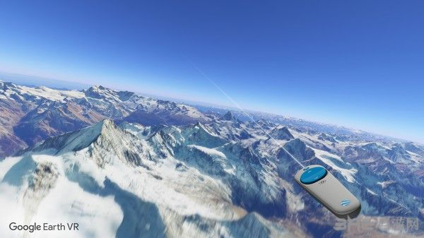谷歌地球VR截图2