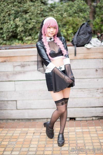 うに子cosplay图片4