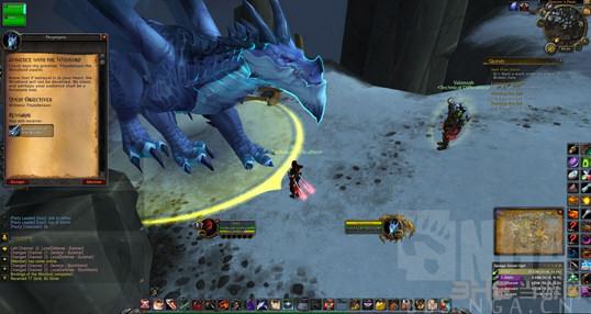 魔兽世界狂徒贼风剑外观截图5
