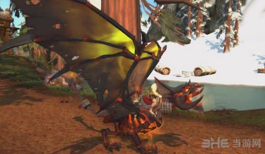 魔兽世界7.1燃烬巨龙截图1