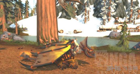 魔兽世界7.1燃烬巨龙截图2